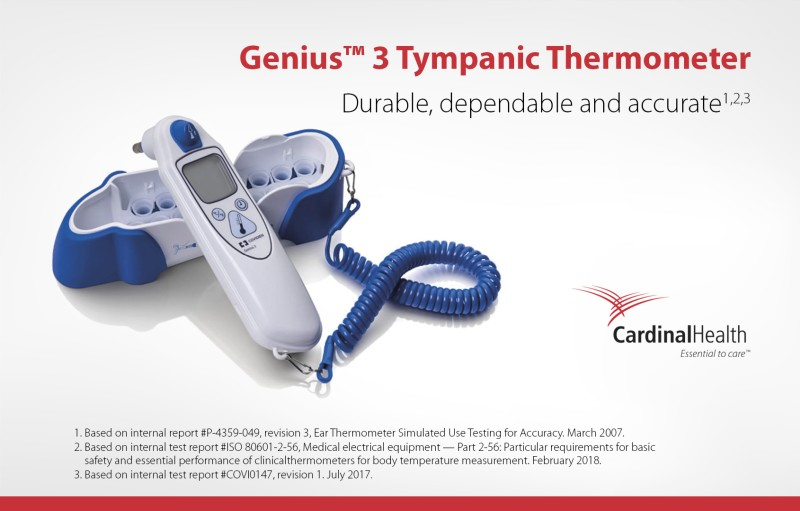 Cardinal Health - Genius 3